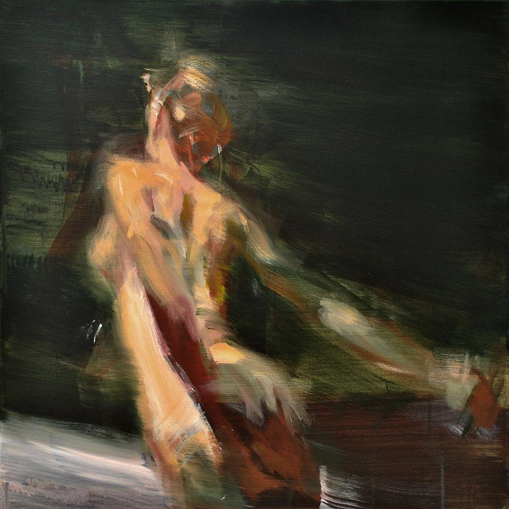 Danza 332012, Acryl/Lwd, 75x77cm