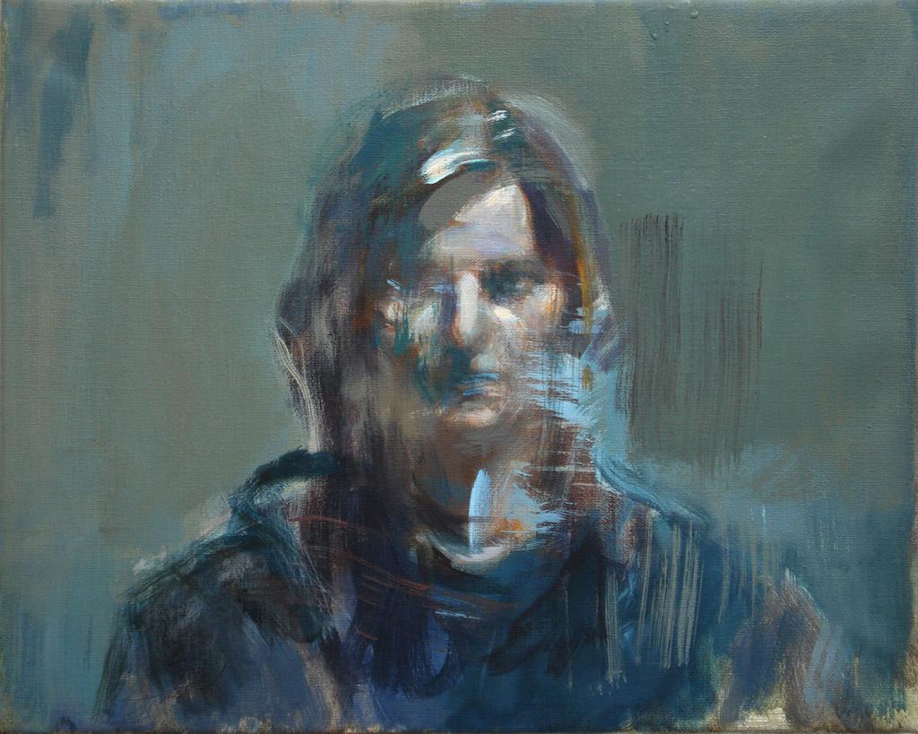 Julia2007, Öl/ Lwd, 40x50cm